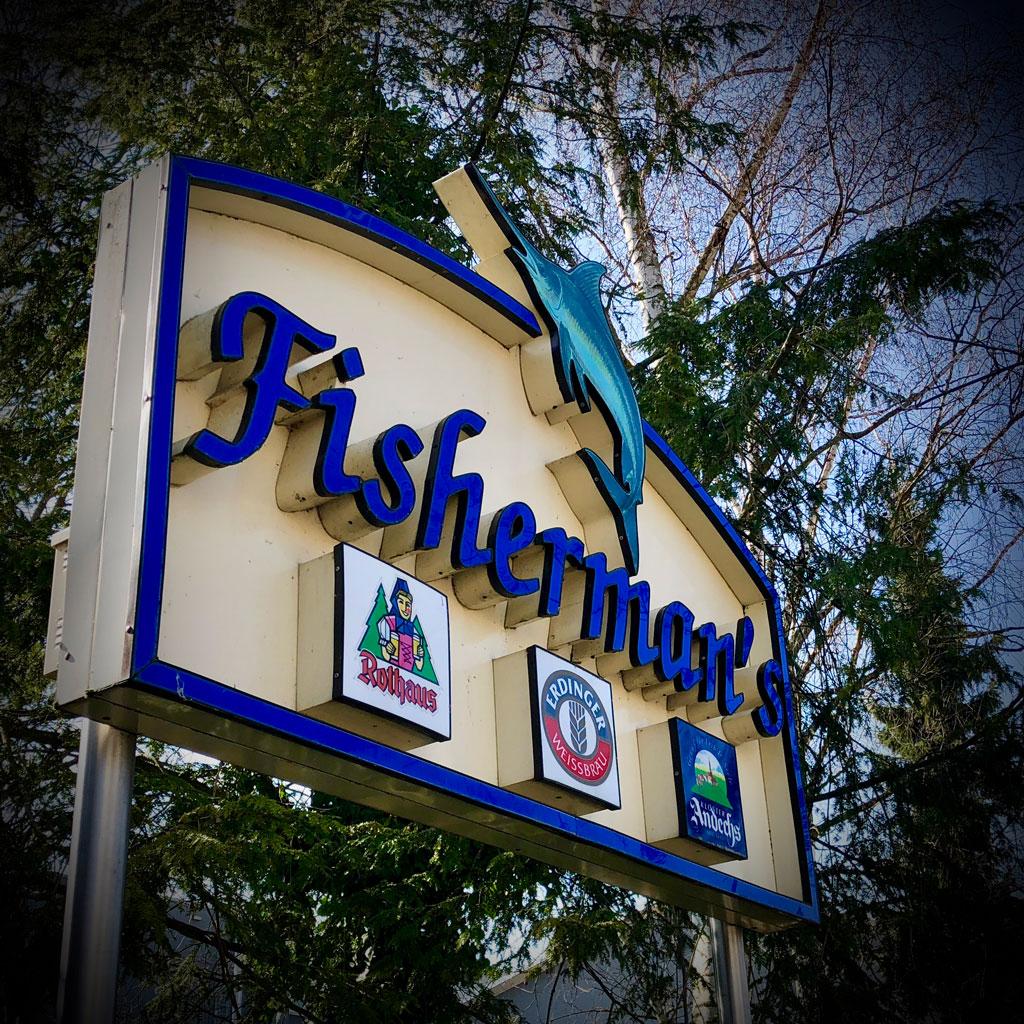 Freie Trauung im Fishermans
