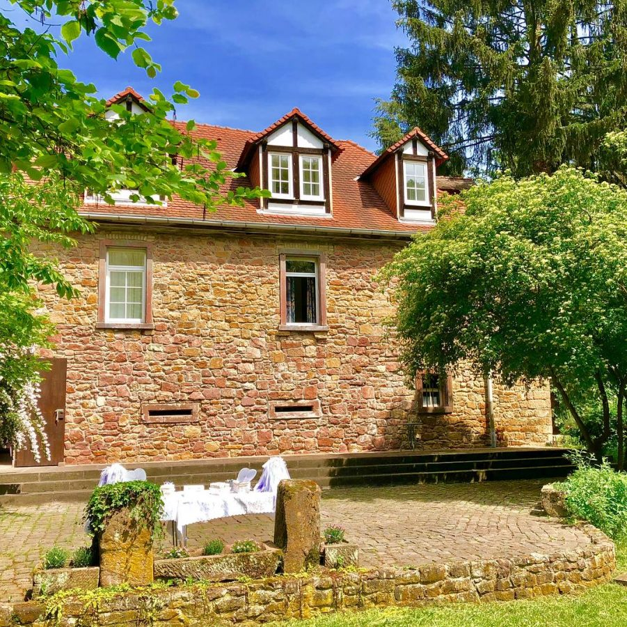 Freie Trauung Felsenmühle in Neuleiningen