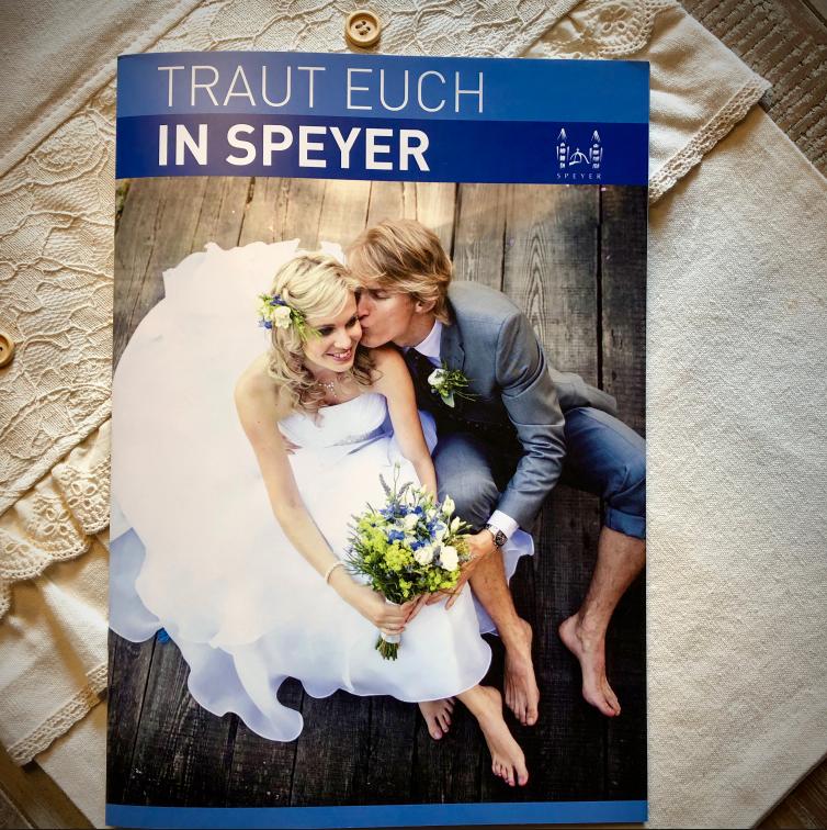 Traut euch in Speyer